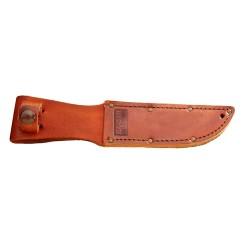 Leather Sheath, Usa Logo-Brown KA-BAR