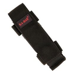 Polyester Sheath-Black, Fits Mule Folders KA-BAR