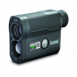 6x21 Scout DX 1000 ARC Black,Vertical ARC BUSHNELL