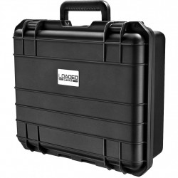 Loaded Gear,HD-300 Hard Case,Black,Strap BARSKA-OPTICS