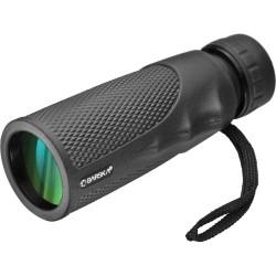 10x40 Blackhawk Monocular,BK7,Green Lens BARSKA-OPTICS