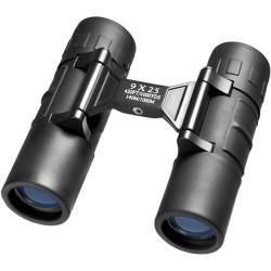 9x25 Focus Free, Compact, Blue Lens BARSKA-OPTICS