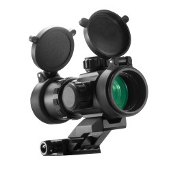 "1x30mm 4"" Tactical Red Dot BARSKA-OPTICS"