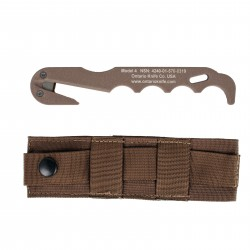 Model 4 CB Strap Cutter/Rescue Tool ONTARIO-KNIFE-COMPANY