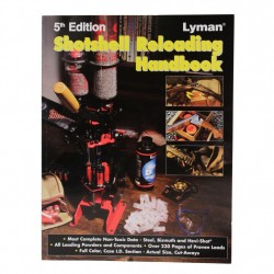 Shotshell Handbook 5th Edition LYMAN