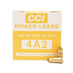Medium Powerloads -Yellow (70-100 yards) DT-SYSTEMS