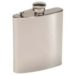 Flask, Stainless Steel 8 Ounce TEX-SPORT