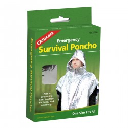 Emergency Survival Poncho COGHLANS