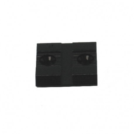 Detachable Top-Mount Base BLK 16 WEAVER