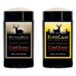 Rutting Buck Pack (RB Stick & EC Stick) CONQUEST-SCENTS