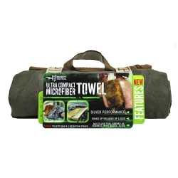 OutGo Microfiber Towel XL OD Green MCNETT