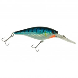 FFSH5M-BT FLCKR SHAD MED 5CM BLUE TIGER BERKLEY