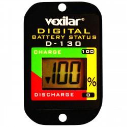 Digital Battery Status Gauge VEXILAR-INC