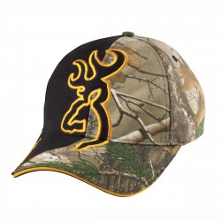 Cap, Big Bm And Camo Rtx BROWNING