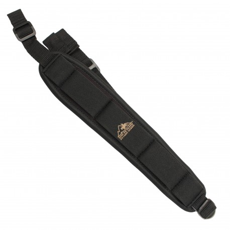 Black Comfort Stretch Rifle Sling BUTLER-CREEK