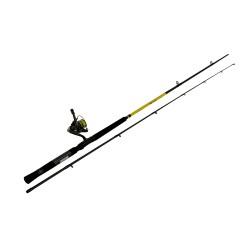 SDS7510-2,Slab Daddy Jig/Troll Spinning LEWS-FISHING