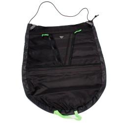 Paddling 1/2 Skirt XL Blk SEATTLE-SPORTS