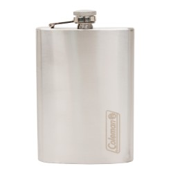 Flask 8oz Stainless Steel COLEMAN