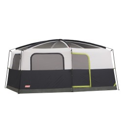 Tent 14x10 Prairie Breeze Led/fan COLEMAN