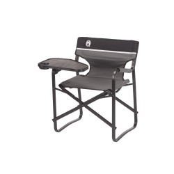 Chair Deck Aluminum W/swivel Table COLEMAN