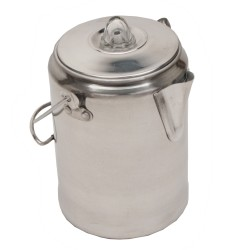 Coffee Pot 9 Cup Aluminum COLEMAN