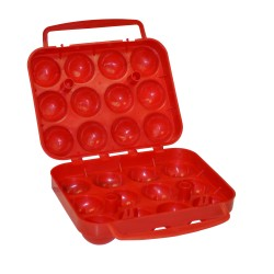 Egg Container Plastic 12 Count COLEMAN