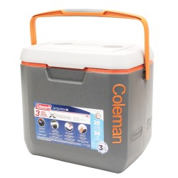 Cooler 28qt Dgry/org/lgry Omld 5878 COLEMAN