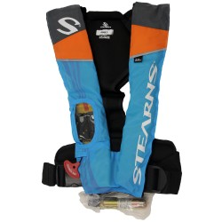 PFD 1493 Auto/man Inflatable Blue STEARNS
