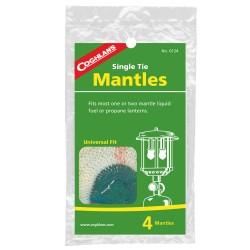Mantles - Single Tie - pkg of 4 COGHLANS