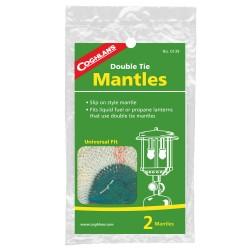 Mantles - Double Tie - pkg of 2 COGHLANS