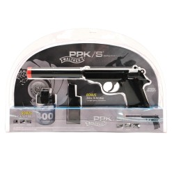 Walther PPK/S Operative Kit Black UMAREX-USA