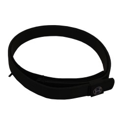 "HG 1.5"" X 34""W Blk Comp Vel IO Belt Set HOGUE"