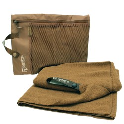 Tactical Microterry Lg Towel  Coyote MCNETT