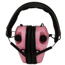 E-Max LP Elect. Hearing Protection - Pink CALDWELL