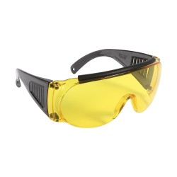 Fit over shooting glasses, Yellow/Black ALLEN-CASES