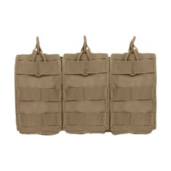 CX-200 Triple Magazine Pouch, Tan BARSKA-OPTICS
