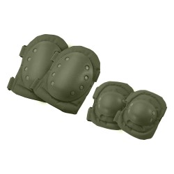 CX-400 Elbow and Knee Pads, Green BARSKA-OPTICS