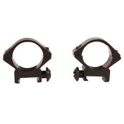 "Scope Rings, 30mm, fits 7/8"" Dove-tail EXCALIBUR"