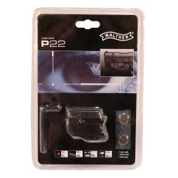 Laser for P22 WALTHER