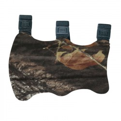 "Molded 3-Strap Armguard,Licensed Camo,7"" ALLEN-CASES"