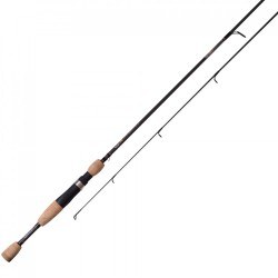 "Qx36 5'6"" 2pc Light Spin Rod ZEBCO-QUANTUM"