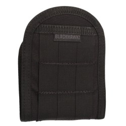 "STRIKE Modular Belt Panel 12"" Blk BLACKHAWK"