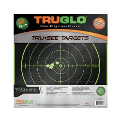 Target 100Yrd 12X12 50Pk TRUGLO