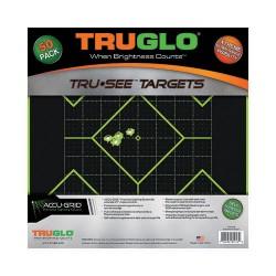 Target 5-Diamond 12X12 50Pk TRUGLO