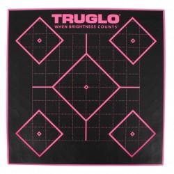 Target 5-Diamond 12X12 Pnk 6Pk TRUGLO