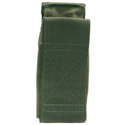 "HG Mod MOLLE Vel Pouch Grn 5.5"" HOGUE"