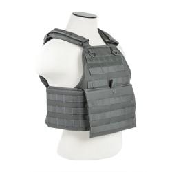 Vism Plate Carrier Vest/Urban Gray NCSTAR
