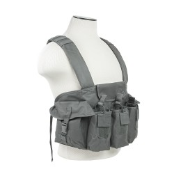 Vism By Ncstar Ak Chest Rig/Urban Gray NCSTAR