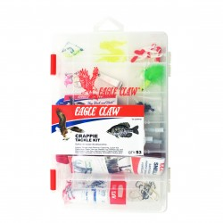 Crappie Tackle Kit 53pcs EAGLE-CLAW