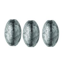 Egg Sinker Sz-3/4 Oz 02050-007 3pcs EAGLE-CLAW
